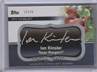Ian Kinsler /25