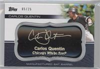 Carlos Quentin /25