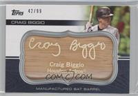 Craig Biggio /99