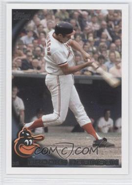 2010 Topps Update Series #US-225.2 - Brooks Robinson