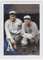 Philadelphia Athletics (Ty Cobb, Tris Speaker)
