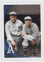 Philadelphia Athletics (Ty Cobb, Tris Speaker)