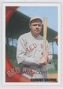 2010 Topps Update Series #US-317 - Babe Ruth
