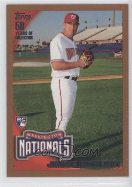 2010 Topps Wal-Mart Value Packs [Base] Copper 59 Years of Collecting #453 - Jesse English /399