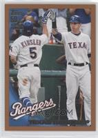 Texas Rangers Team /399