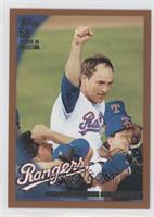 Texas Rangers Team /399