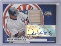 Alex Rodriguez #29/50