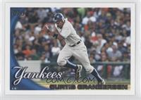 Curtis Granderson (Yankees Uniform)