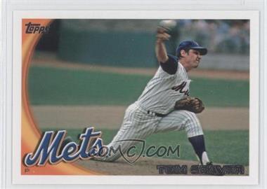 2010 Topps #377 - Tom Seaver