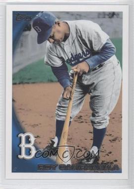 2010 Topps #489.2 - Roy Campanella (Legend)