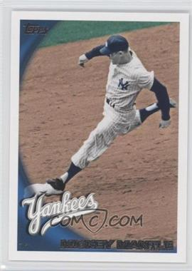 2010 Topps #652 - Mickey Mantle