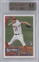 Stephen Strasburg Million Card Giveaway [BGS 9.5]