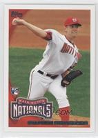 Stephen Strasburg (Arm at Side)