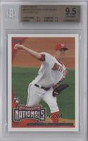 Stephen Strasburg (Arm at Side) [BGS 9.5]