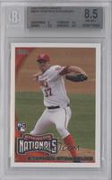 Stephen Strasburg Arm Back [BGS 8.5]