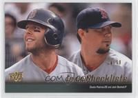 Dustin Pedroia, Josh Beckett (Boston Red Sox Team Checklist) /99