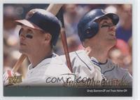 Grady Sizemore, Travis Hafner (Cleveland Indians Team Checklist) /99