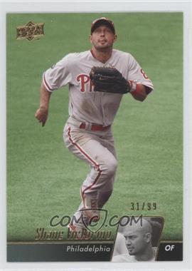 2010 Upper Deck Gold #379 - Shane Victorino /99