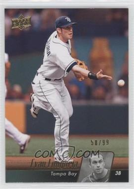 2010 Upper Deck Gold #478 - Evan Longoria /99