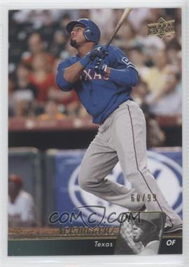 2010 Upper Deck Gold #494 - Nelson Cruz /99