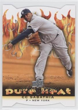 2010 Upper Deck Pure Heat #PH-5 - CC Sabathia