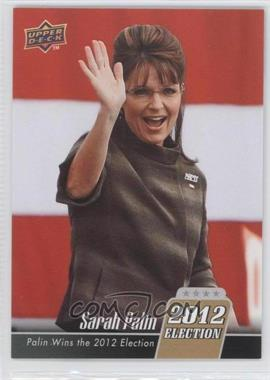 2010 Upper Deck Retail Exclusive #R4 - Sarah Palin