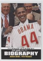 Jimmy Rollins, Barack Obama