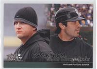 Mark Buehrle, Carlos Quentin (Chicago White Sox Team Checklist)