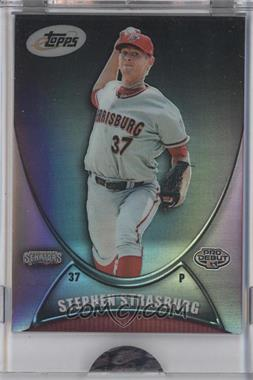 2010 eTopps Minor League Prospectus #10 - Stephen Strasburg /1499