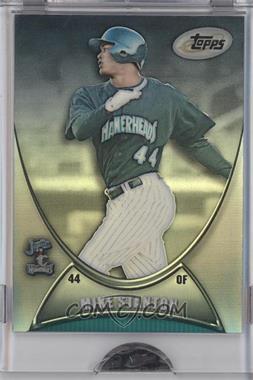 2010 eTopps Minor League Prospectus #5 - Giancarlo Stanton /999