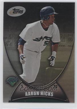 2010 eTopps Minor League Prospectus #6 - Aaron Hicks /799