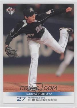 2011 BBM #060 - Takuya Furuya
