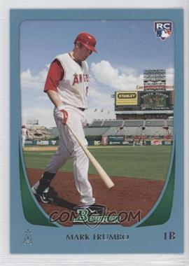 2011 Bowman - [Base] - Blue #193 - Mark Trumbo /500