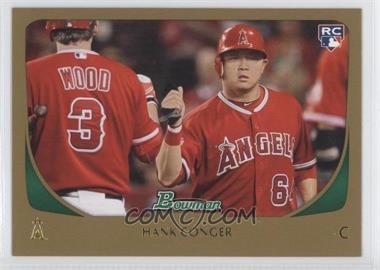 2011 Bowman - [Base] - Gold #219 - Hank Conger