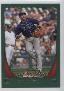 2011 Bowman - [Base] - Green #109 - Evan Longoria /450