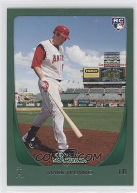2011 Bowman - [Base] - Green #193 - Mark Trumbo /450