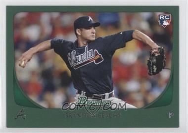 2011 Bowman - [Base] - Green #204 - Brandon Beachy /450