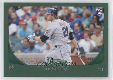 2011 Bowman - [Base] - Green #217 - Lucas Duda /450