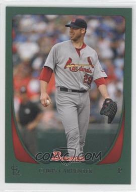 2011 Bowman - [Base] - Green #96 - Chris Carpenter /450