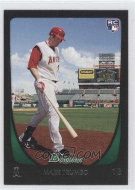 2011 Bowman - [Base] #193 - Mark Trumbo