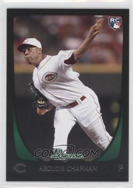 2011 Bowman - [Base] #197 - Aroldis Chapman
