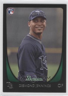 2011 Bowman - [Base] #203 - Desmond Jennings