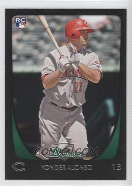 2011 Bowman - [Base] #210 - Yonder Alonso
