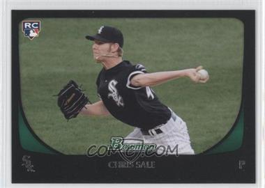 2011 Bowman - [Base] #220 - Chris Sale
