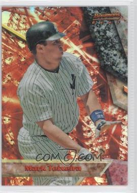 2011 Bowman - Bowman's Best - Refractor #BB4 - Mark Teixeira /99