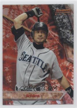 2011 Bowman - Bowman's Best - Refractor #BB7 - Ichiro Suzuki /99