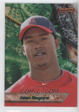 2011 Bowman - Bowman's Best Prospects - Refractor #BBP62 - Jean Segura /99