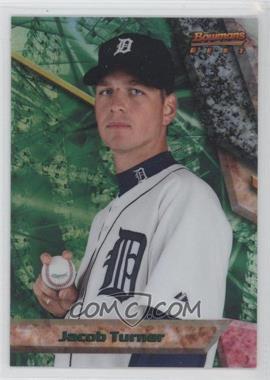 2011 Bowman - Bowman's Best Prospects - Refractor #BBP65 - Jacob Turner /99