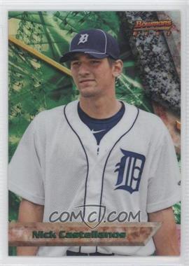 2011 Bowman - Bowman's Best Prospects - Refractor #BBP73 - Nick Castellanos /99