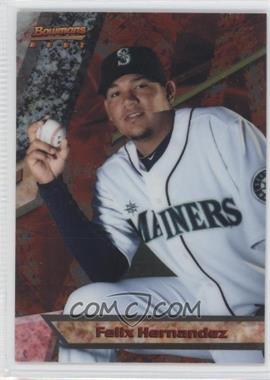 2011 Bowman - Bowman's Best #BB20 - Felix Hernandez